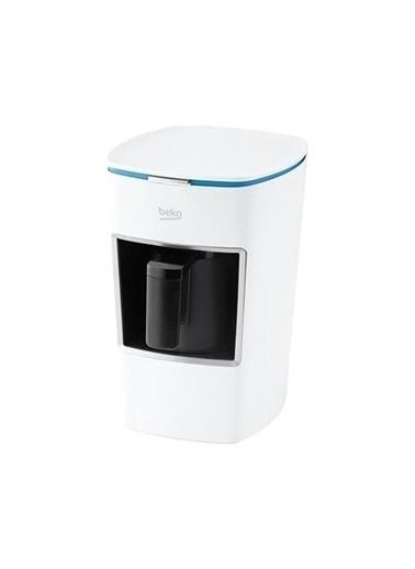 Beko BKK 2300 Mini Tekli Beyaz Kahve Makinesi Beyaz
